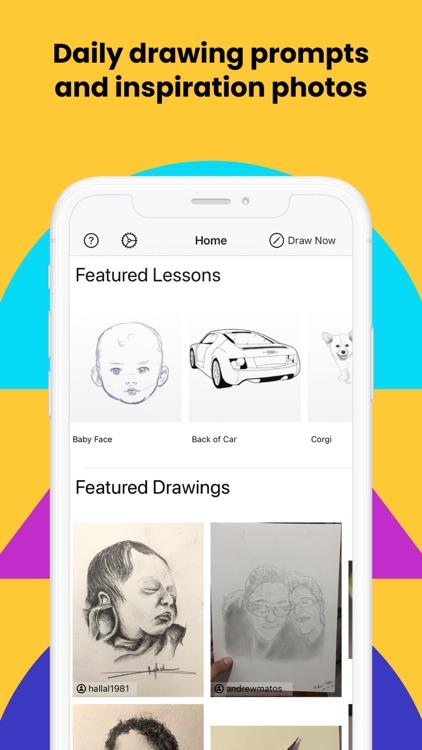 Da Vinci Eye: AR Art Projector screenshot-4