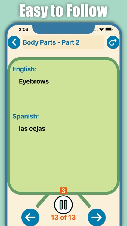 Quick and Easy Spanish Lessons screenshot-5