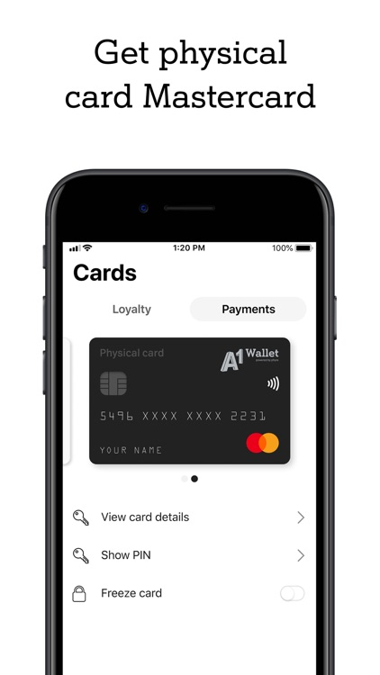 A1 Wallet screenshot-5