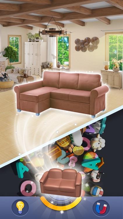 Match 3D Home Design