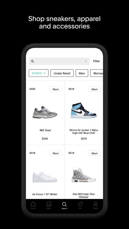 GOAT – Sneakers & Apparel screenshot-0