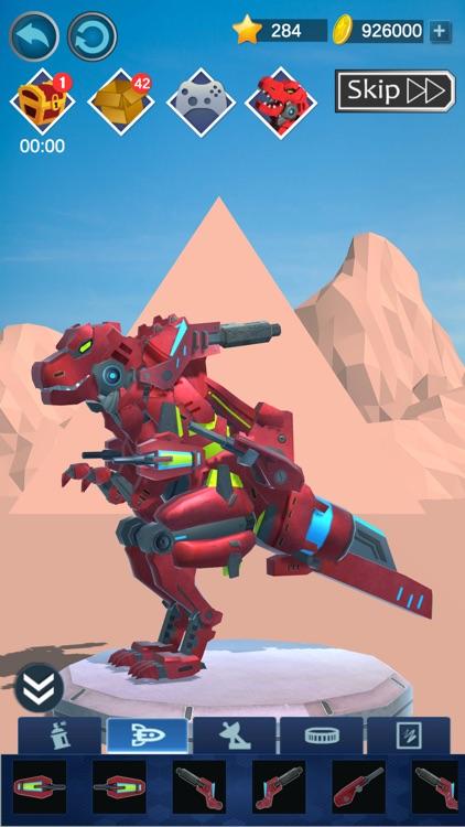 Mechanical Dinosaurs Assembled screenshot-0