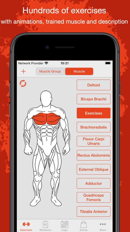 Fitness Point: Home & Gym screenshot-3