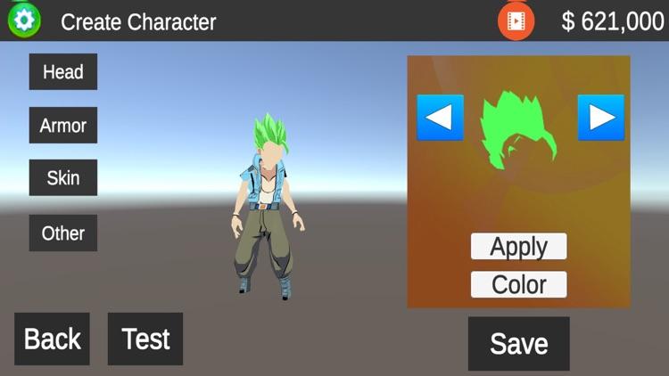 Stickman Warrior Z 3D screenshot-6