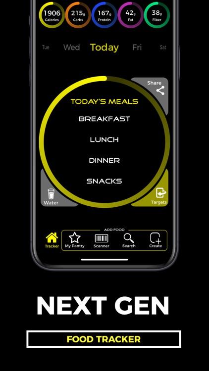 Food & Macro Tracker By Fittur screenshot-0