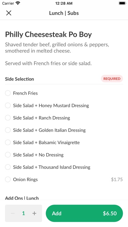 Dine On The Go - Gulfport screenshot-3