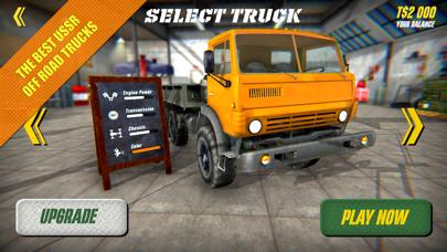 USSR Off Road Truck Driverのおすすめ画像2