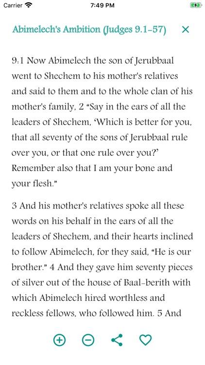 Awesome Bible Stories screenshot-3