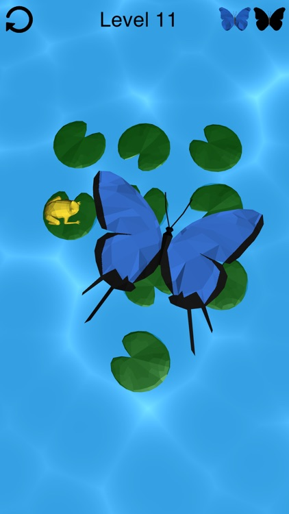 Butterfly Garden 3D screenshot-7