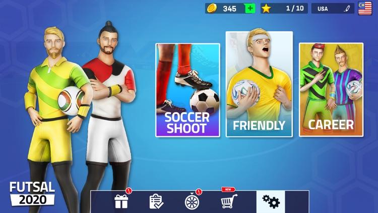 Indoor Soccer Futsal 2021 screenshot-3