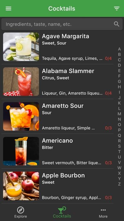 Cocktail Hobbyist - Recipes