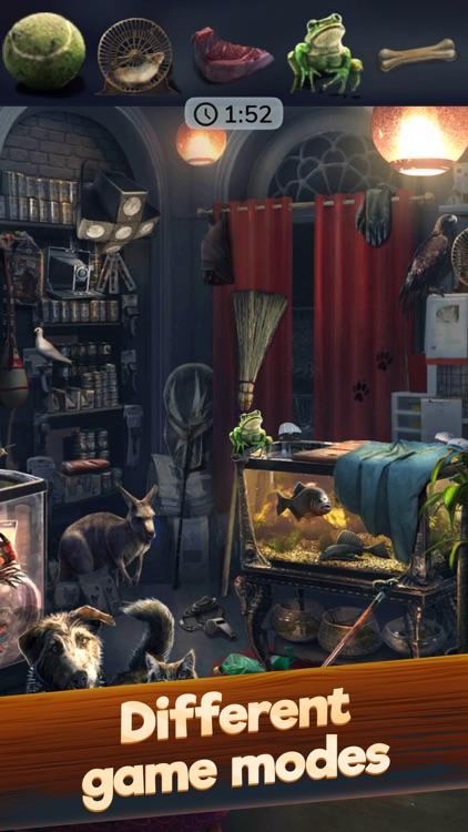 Hidden Objects: Find them all screenshot-3