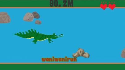 ワニワニラン -waniwanirun- screenshot 2