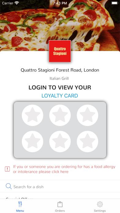 Quattro Stagioni Forest Road screenshot 1