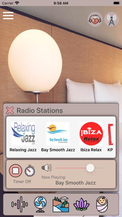 جهاز صوت الضوضاء البيضاء zzZلقطة شاشة8