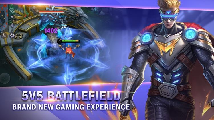 Legend of Ace screenshot-3