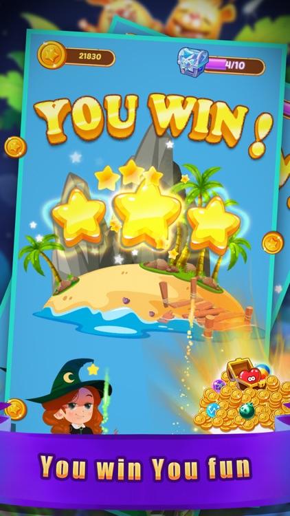 Magic Bubble Island screenshot-4
