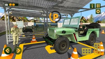 Army Parking Simulator Screenshot