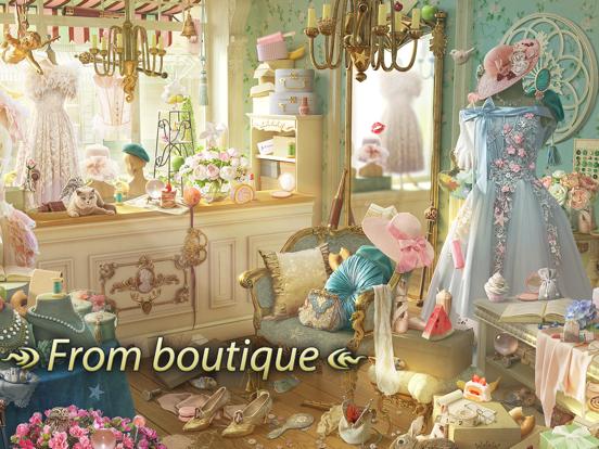 Secrets of Paris Hidden Object screenshot 12