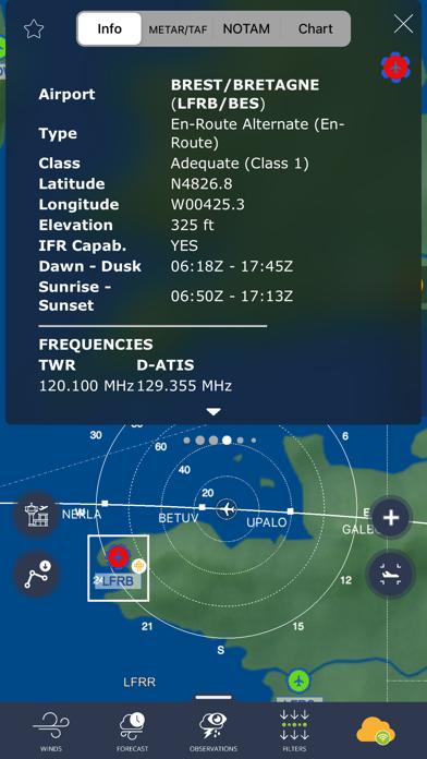 eWAS Pilot for iPhoneのおすすめ画像2