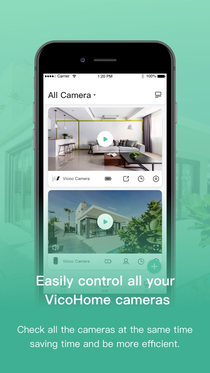 VicoHome: Security Camera App