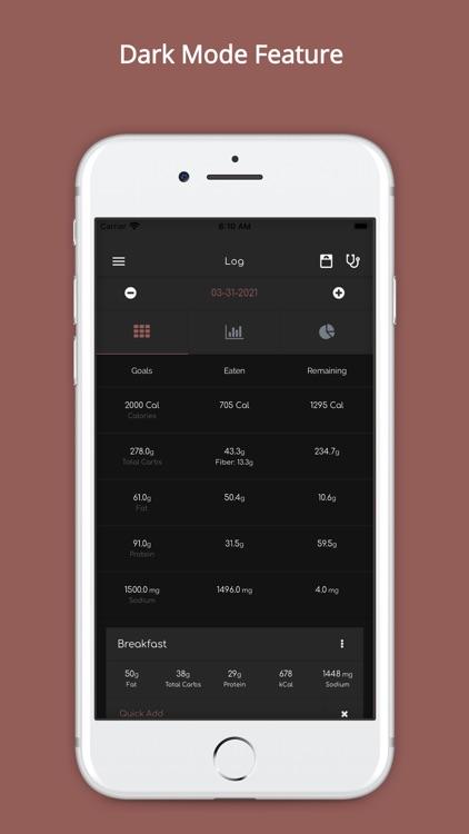 My Dash Diet: #1 Food Tracker screenshot-5