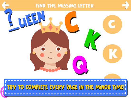 Find The Missing Letter screenshot 16