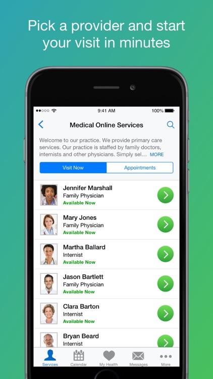IU Health Virtual Visits