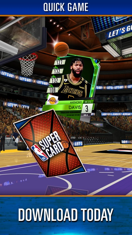 NBA SuperCard: Collect Cards screenshot-3