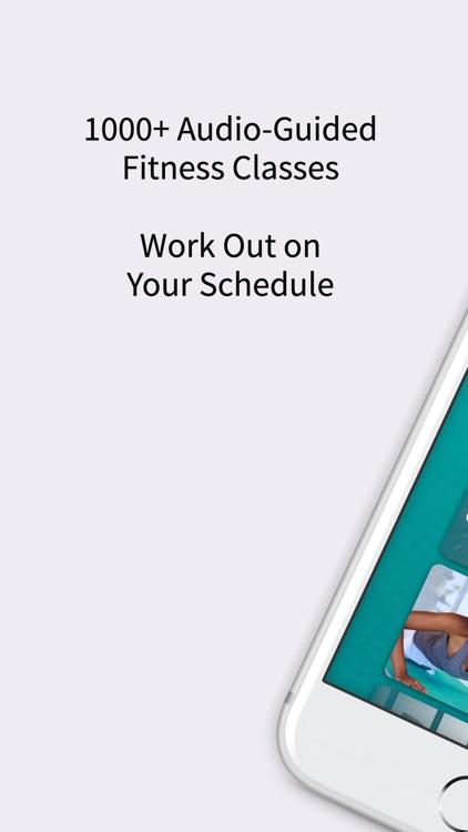 CardioCast: Audio Fitness App screenshot-0
