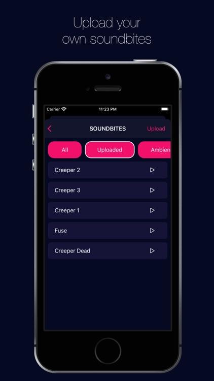 Soundbox - Custom Soundboard screenshot-3