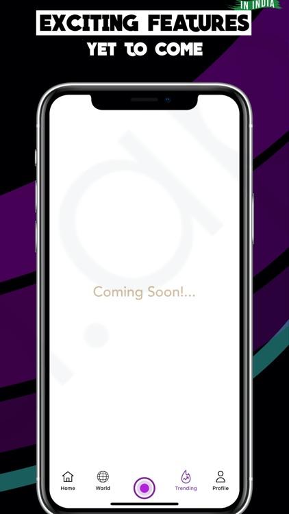 Chill5 - Short Video App screenshot-8