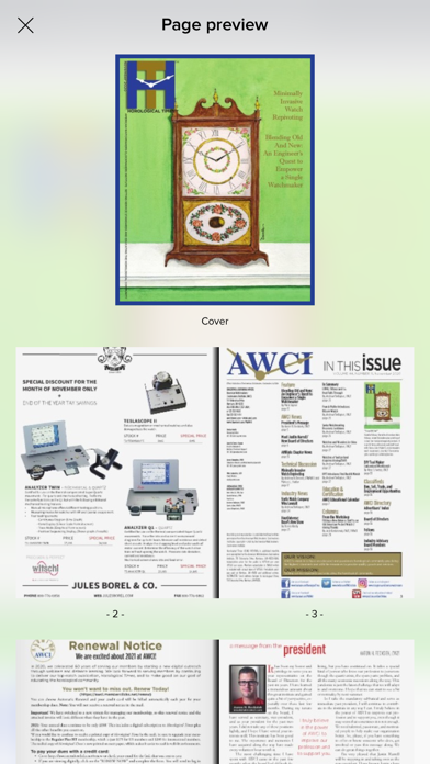 Horological TimesScreenshot of 4