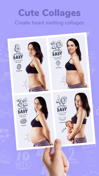 Baby Photo Edit & Story Maker screenshot-3