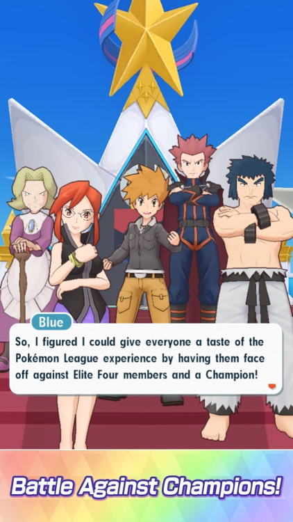 Pokémon Masters EX screenshot-0