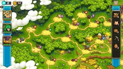 Legends of Kingdom Rush screenshot 5