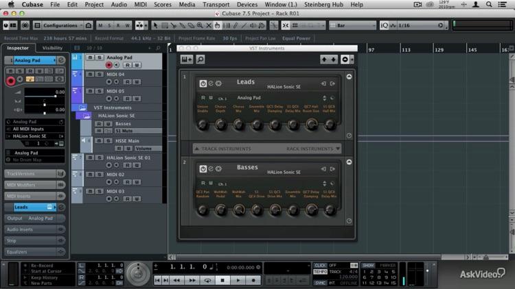 Intro Course for Cubase 7.5 screenshot-3