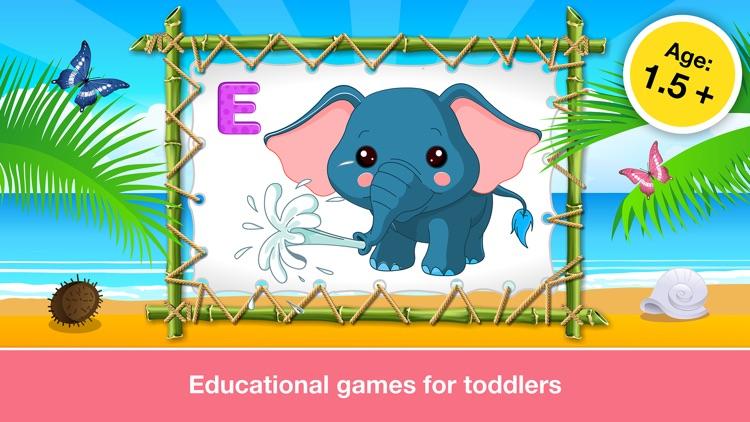 Alphabet Aquarium Letter Games
