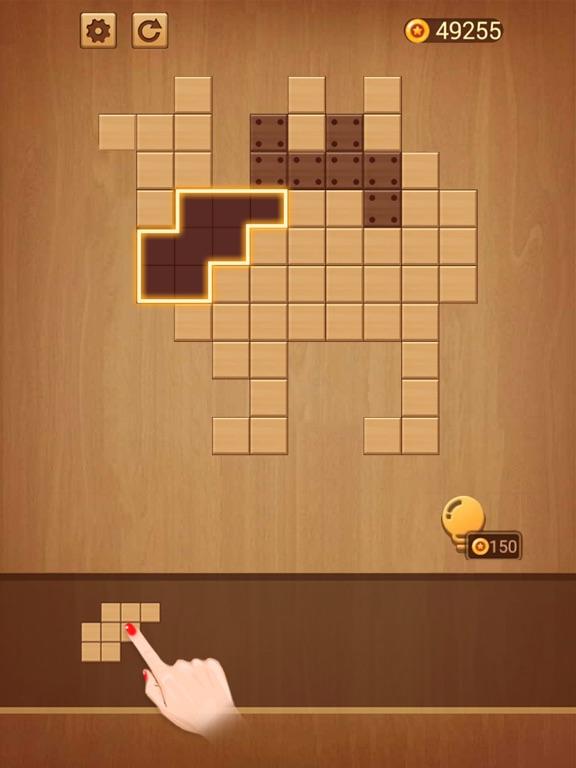 BlockPuz - ブロック パズルゲームのおすすめ画像4
