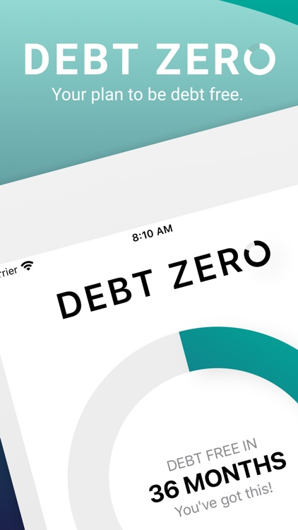 Debt Zero screenshot-0