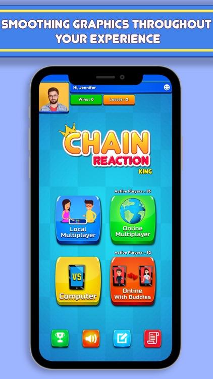 Chain Reaction King screenshot-3