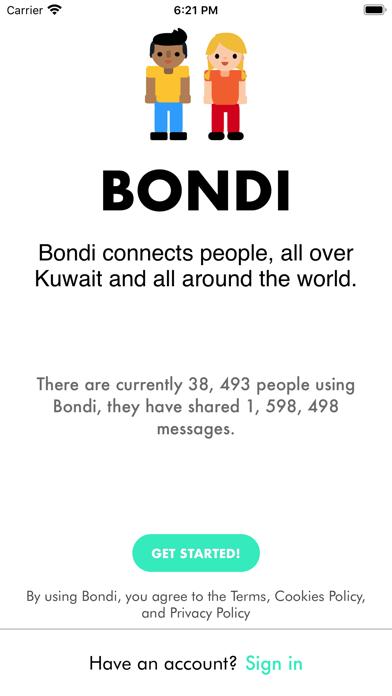 Bondi Community screenshot 1
