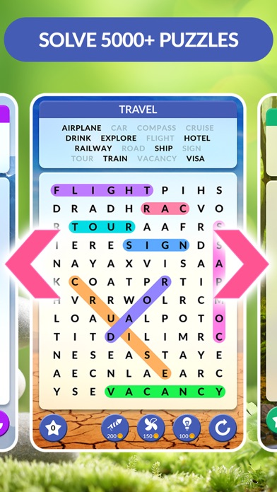 Wordscapes Search for windows pc