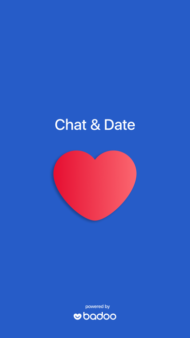 Chat & Date: Online Dating App Screenshot