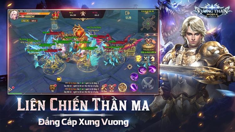 Vương Thần Mobile screenshot-3