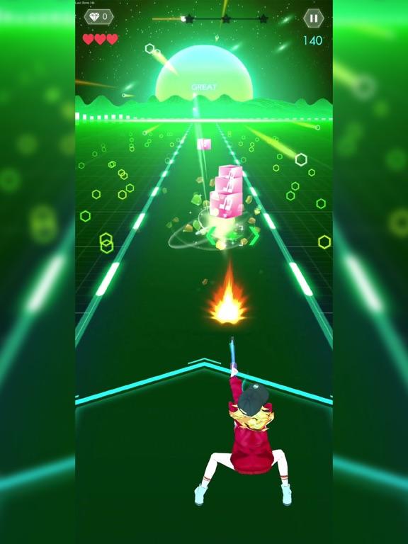 Dancing Bullet EDM screenshot 8