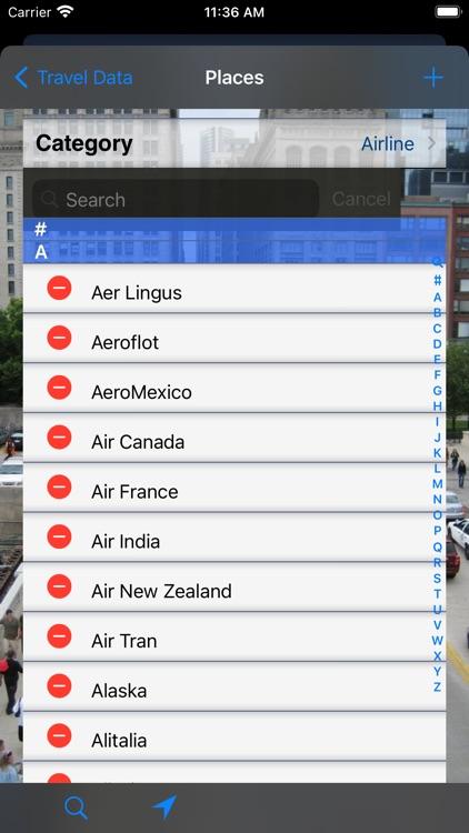 Trip Boss travel manager screenshot-9