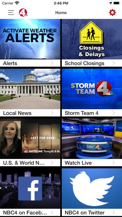 NBC4 Wxのおすすめ画像4
