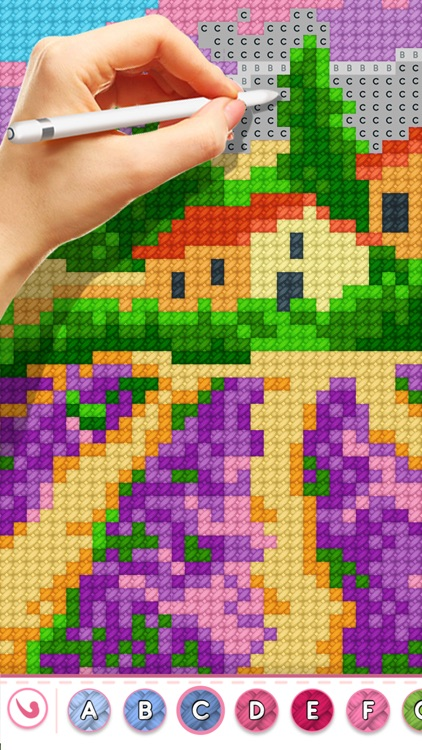 Cross-Stitch Masters screenshot-0