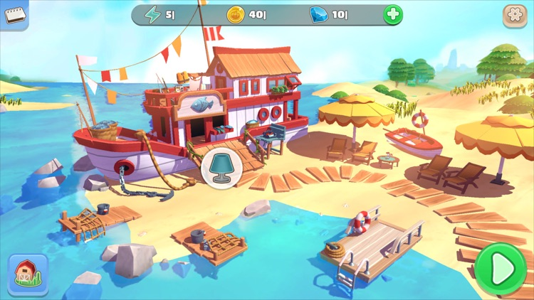 Big Farm: Home & Garden screenshot-6